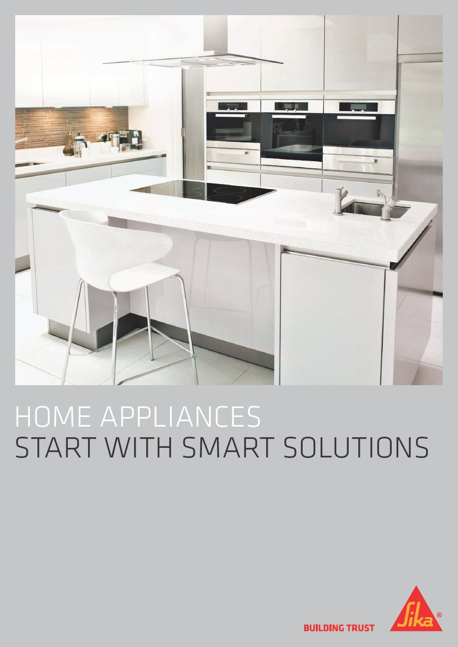Home Appliances Start with Smart Solutions