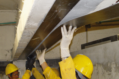 IE-Concrete Repair-Structural Strengthening