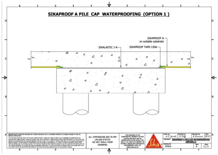 Sikaproof A I Waterproofing
